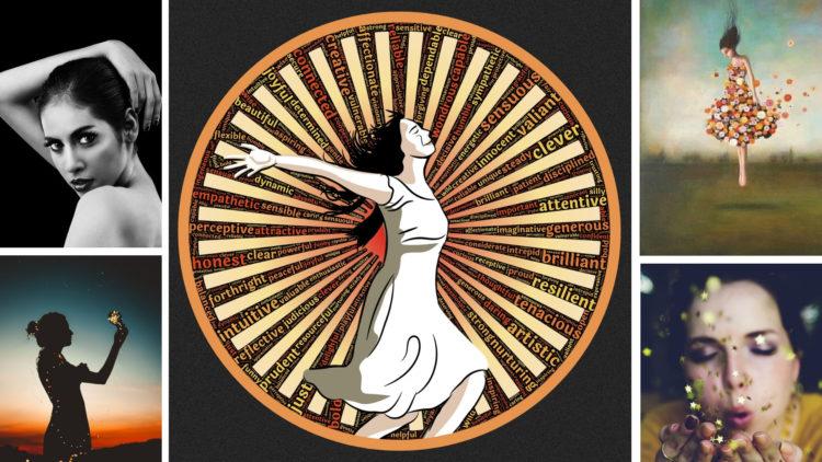 7 greckich bogiń. Psychozabawa